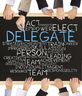 La délégation Online Training Course