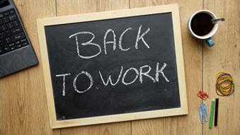 Le retour au travail : les rudiments (CCHST) Online Training Course