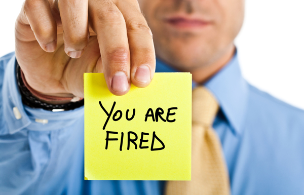 Harassment Policy: How to Fire Someone