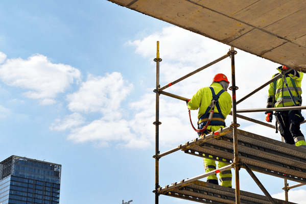 OSHA's Top 10: Working Safely at Heights with Scaffolding