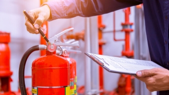 Safety in Fire Prevention Online Training Course