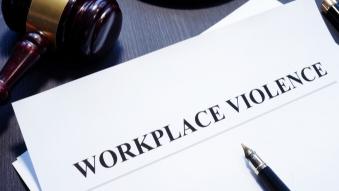 La violence en milieu de travail : établir un programme de prévention (CCHST) Online Training Course