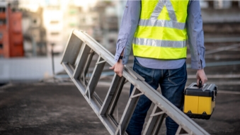 Ladder Safety Online Training Course