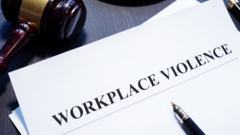 Violence in the Workplace: Awareness Online Training Course