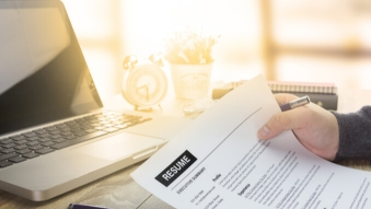 Your First Resume Online Training Course